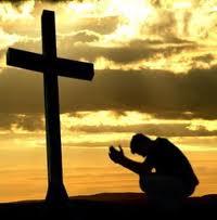 Cross prayer